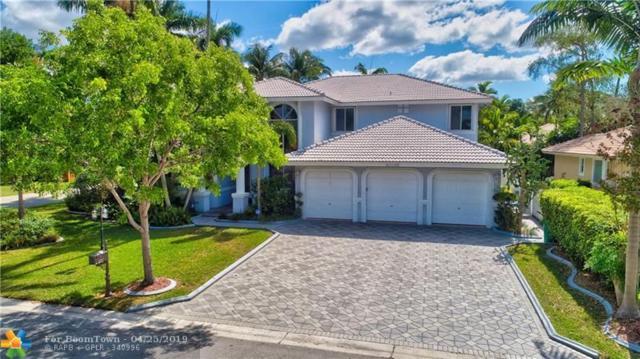 4195 NW 67th Way, Coral Springs, FL 33067 (MLS #F10173267) :: Laurie Finkelstein Reader Team