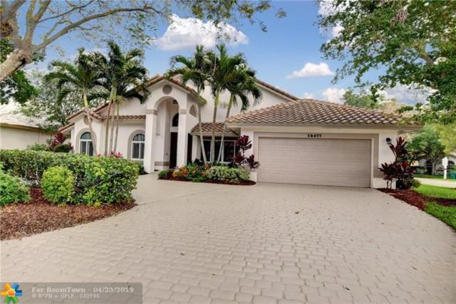 12477 Classic Dr, Coral Springs, FL 33071 (MLS #F10173270) :: United Realty Group