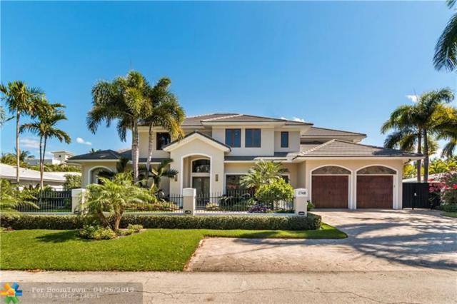 2748 NE 20th St, Fort Lauderdale, FL 33305 (MLS #F10173340) :: Berkshire Hathaway HomeServices EWM Realty
