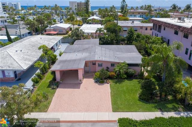 4628 Bougainvilla Dr, Lauderdale By The Sea, FL 33308 (MLS #F10173347) :: Berkshire Hathaway HomeServices EWM Realty