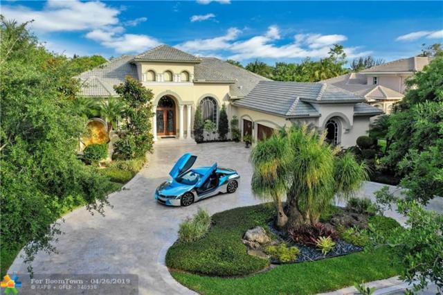 6160 NW 91st Ave, Parkland, FL 33067 (MLS #F10173400) :: United Realty Group