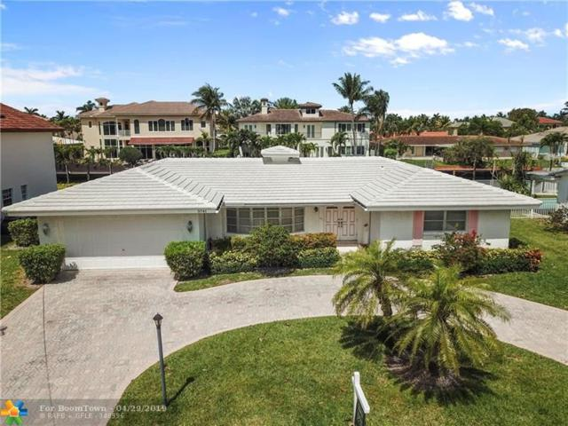 3741 NE 27th Ave, Lighthouse Point, FL 33064 (MLS #F10173475) :: Green Realty Properties