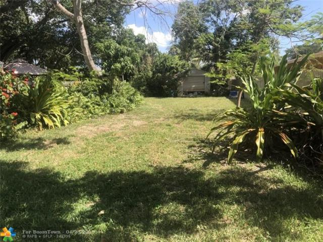 00 NE 36th St, Oakland Park, FL 33334 (#F10173670) :: Ryan Jennings Group