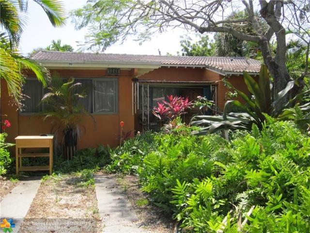1040 NE 16th Ter, Fort Lauderdale, FL 33304 (MLS #F10173714) :: Green Realty Properties