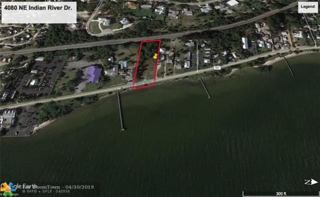 4080 NE Indian River, Jensen Beach, FL 34957 (#F10173944) :: Weichert, Realtors® - True Quality Service