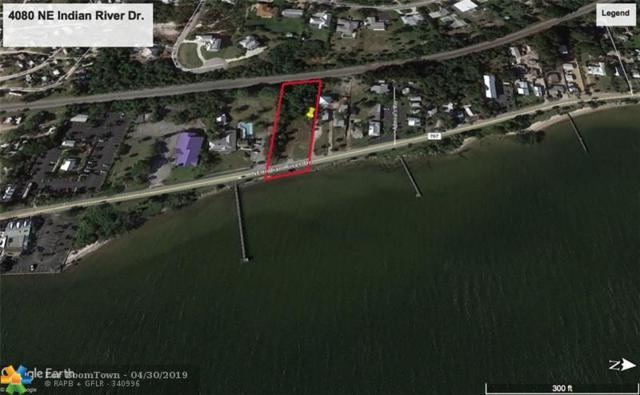4080 NE Indian River, Jensen Beach, FL 34957 (#F10173944) :: Harold Simon | Keller Williams Realty Services