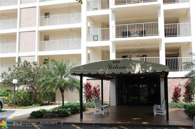 2650 S Course Dr #609, Pompano Beach, FL 33069 (MLS #F10173960) :: Green Realty Properties