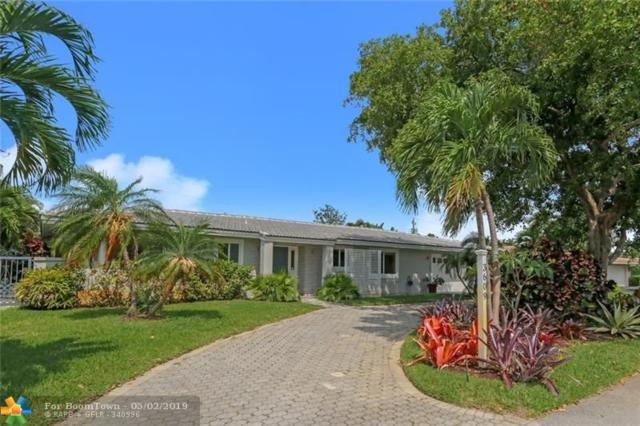 3609 NE 25th Ave, Fort Lauderdale, FL 33308 (MLS #F10174061) :: Green Realty Properties