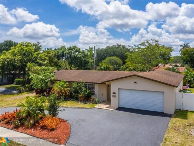 5602 SW 1st St, Plantation, FL 33317 (MLS #F10174080) :: Green Realty Properties