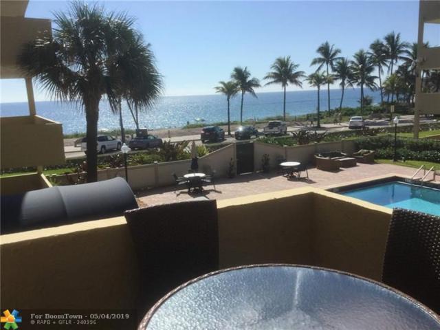 330 SE 20th Ave #221, Deerfield Beach, FL 33062 (MLS #F10174179) :: Green Realty Properties