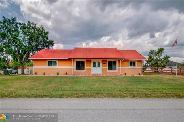 17101 SW 63rd Mnr, Southwest Ranches, FL 33331 (MLS #F10174325) :: Green Realty Properties