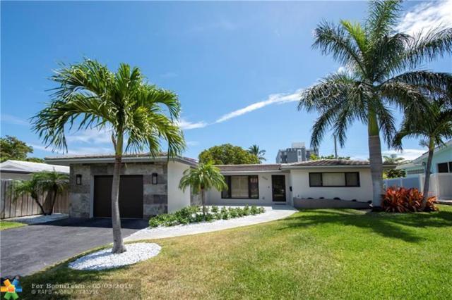 3464 NE 19th Ave, Oakland Park, FL 33306 (MLS #F10174429) :: Green Realty Properties