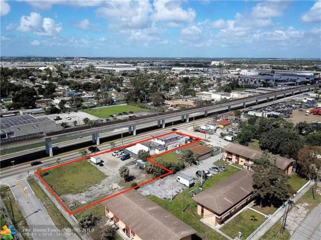 6701-6781 NW 27 Ave., Miami, FL 33147 (MLS #F10174490) :: Castelli Real Estate Services