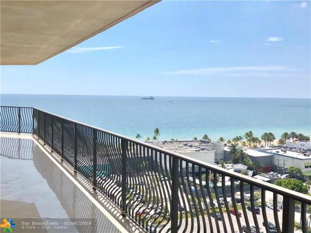 100 S Birch Rd 1501A, Fort Lauderdale, FL 33316 (MLS #F10174597) :: Green Realty Properties