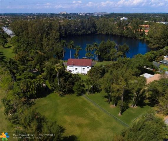 4900 SW 31st Ave, Fort Lauderdale, FL 33312 (MLS #F10174767) :: The O'Flaherty Team