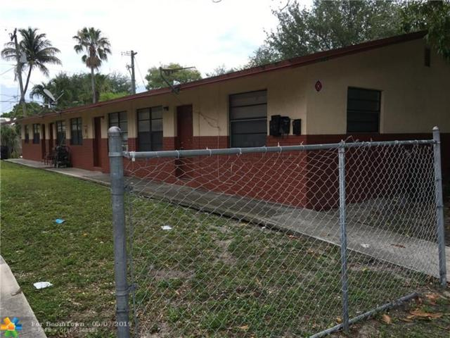 1030 NW 1st Ave, Fort Lauderdale, FL 33311 (MLS #F10174770) :: Green Realty Properties