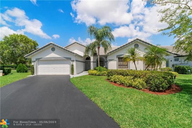 12051 NW 2nd Dr, Coral Springs, FL 33071 (#F10174909) :: Weichert, Realtors® - True Quality Service
