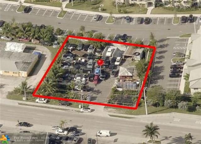 1285 SW Dixie Hwy, Pompano Beach, FL 33060 (MLS #F10174923) :: Green Realty Properties