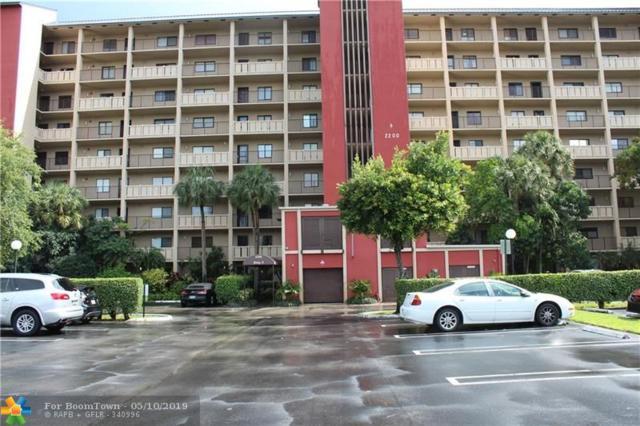 2200 S Cypress Bend Dr Ph-901, Pompano Beach, FL 33069 (MLS #F10174960) :: Green Realty Properties