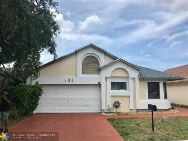 136 Colly Way, North Lauderdale, FL 33068 (MLS #F10174993) :: Green Realty Properties