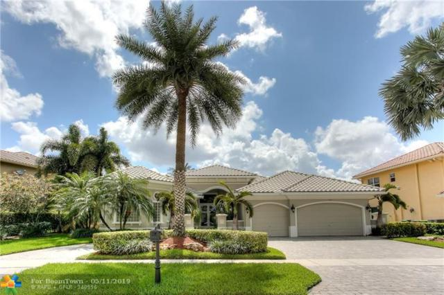 710 Leigh Palm Ave, Plantation, FL 33324 (MLS #F10175061) :: United Realty Group