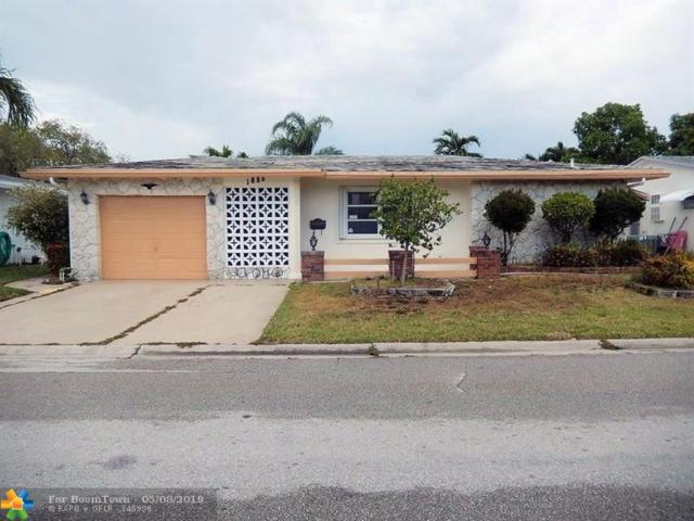 1685 NW 69th Ter, Margate, FL 33063 (MLS #F10175136) :: Green Realty Properties