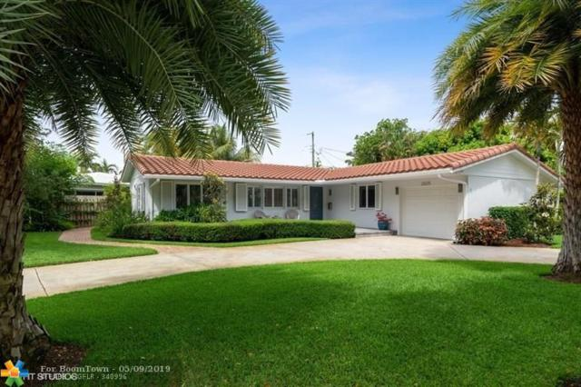 2025 NE 20th Ave, Fort Lauderdale, FL 33305 (MLS #F10175193) :: Green Realty Properties