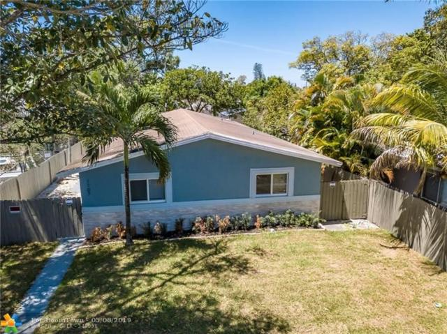 1107 NW 7th Ave, Fort Lauderdale, FL 33311 (MLS #F10175197) :: Green Realty Properties