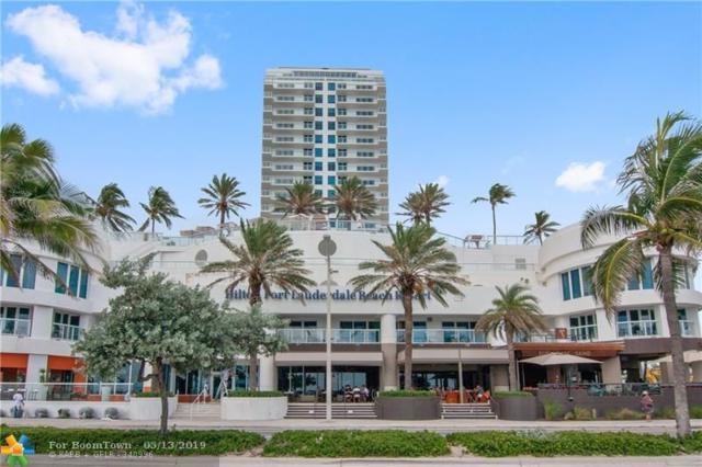505 N Fort Lauderdale Beach Blvd #1601, Fort Lauderdale, FL 33304 (MLS #F10175274) :: Green Realty Properties
