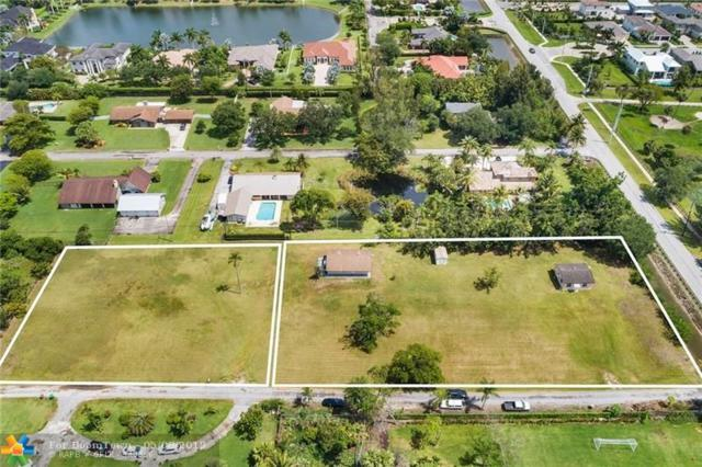 58 Sw St, Davie, FL 33328 (MLS #F10175303) :: Green Realty Properties