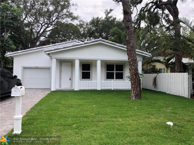 411 SW 12th Ave, Fort Lauderdale, FL 33312 (MLS #F10175315) :: Green Realty Properties