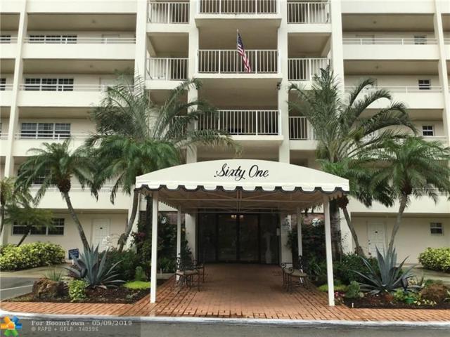 575 Oaks Lane #805, Pompano Beach, FL 33069 (MLS #F10175344) :: Castelli Real Estate Services