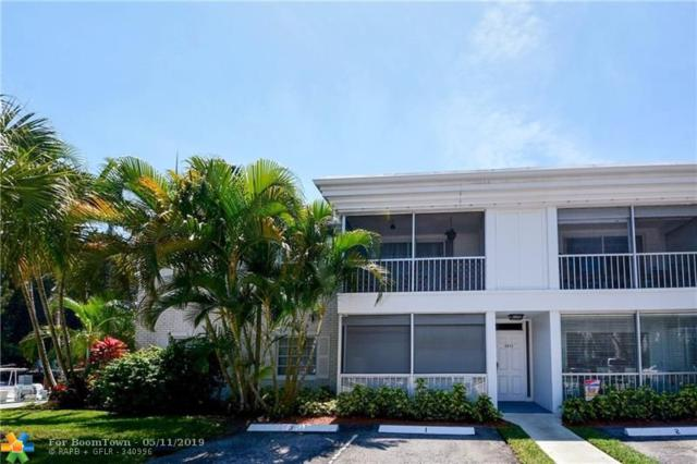 6215 Bay Club Dr #3, Fort Lauderdale, FL 33308 (MLS #F10175433) :: The Howland Group