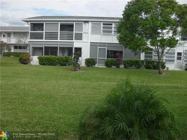341 Markham P #341, Deerfield Beach, FL 33442 (MLS #F10175492) :: Green Realty Properties