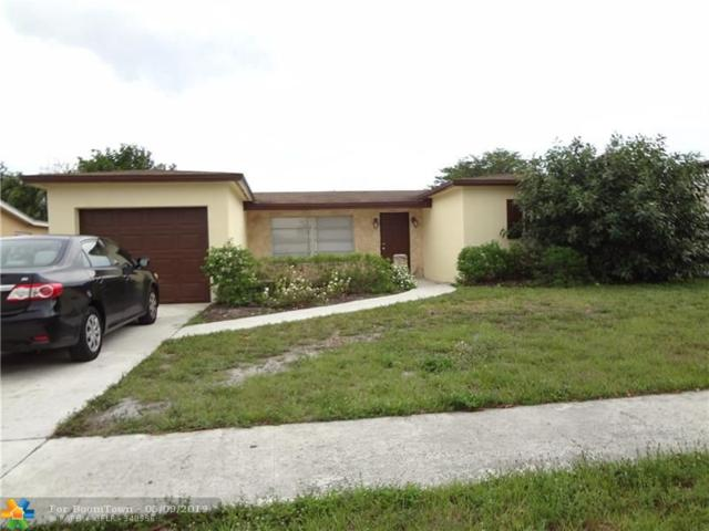 140 NW 80th Ter, Margate, FL 33063 (MLS #F10175506) :: Green Realty Properties