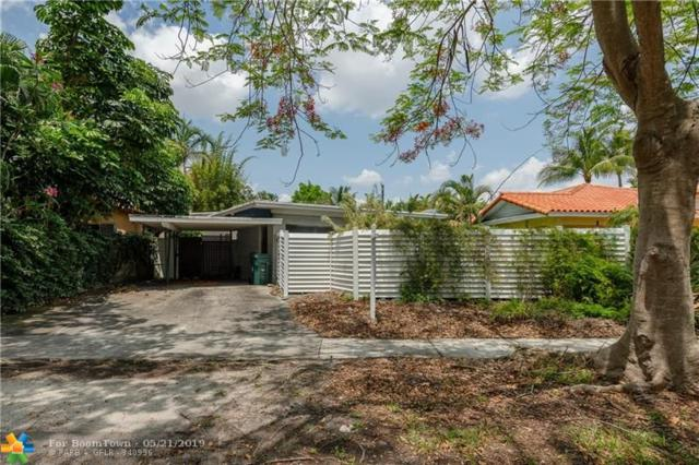 605 N Victoria Park Rd, Fort Lauderdale, FL 33304 (MLS #F10175509) :: Green Realty Properties
