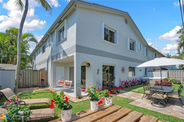 801 SE 16th Ct #10, Fort Lauderdale, FL 33316 (MLS #F10175554) :: Green Realty Properties