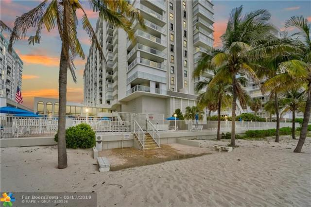 1000 S Ocean Blvd 9B, Pompano Beach, FL 33062 (MLS #F10175582) :: Castelli Real Estate Services