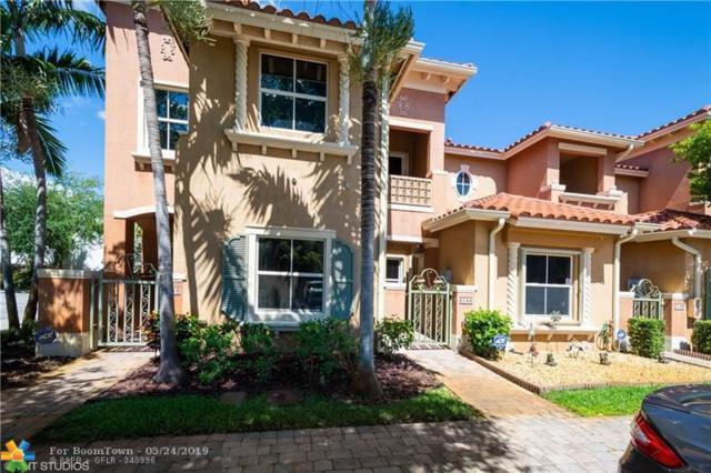 2144 Siena Terrace #2144, Hollywood, FL 33021 (MLS #F10175652) :: EWM Realty International