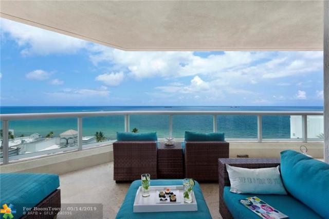 101 S Fort Lauderdale Beach Blvd #1105, Fort Lauderdale, FL 33316 (MLS #F10175671) :: Green Realty Properties