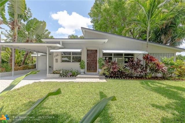 2700 NE 10th Ave, Wilton Manors, FL 33334 (MLS #F10175792) :: EWM Realty International