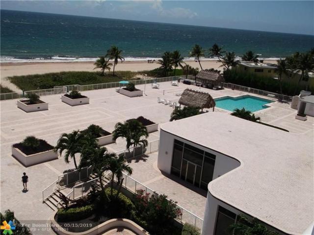 1390 S Ocean Blvd 5A, Pompano Beach, FL 33062 (MLS #F10175840) :: Castelli Real Estate Services