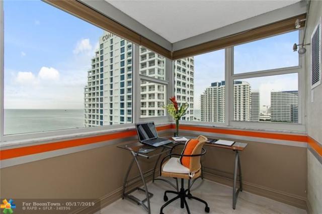 3003 Terramar St #1601, Fort Lauderdale, FL 33304 (MLS #F10175944) :: The O'Flaherty Team