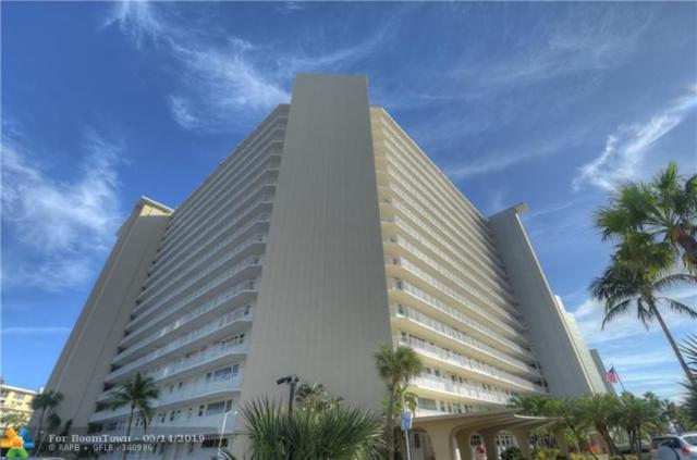 1920 S Ocean Dr. #304, Fort Lauderdale, FL 33316 (MLS #F10175991) :: Green Realty Properties