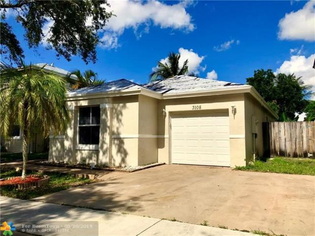 3108 Palm Place, Margate, FL 33063 (MLS #F10176051) :: Green Realty Properties