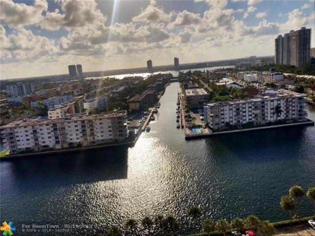 290 174th St #1807, Sunny Isles Beach, FL 33160 (MLS #F10176164) :: Castelli Real Estate Services