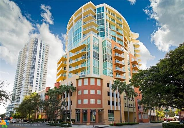 111 SE 8th Ave #806, Fort Lauderdale, FL 33301 (MLS #F10176189) :: Green Realty Properties