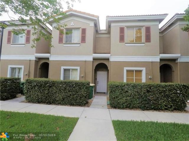 4508 Woodland Cir #4508, Tamarac, FL 33319 (MLS #F10176208) :: Berkshire Hathaway HomeServices EWM Realty