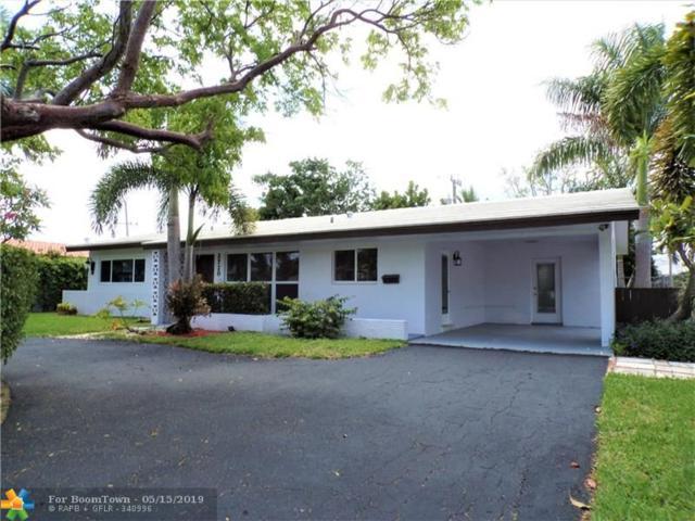 2720 NE 53rd Ct, Lighthouse Point, FL 33064 (MLS #F10176226) :: GK Realty Group LLC