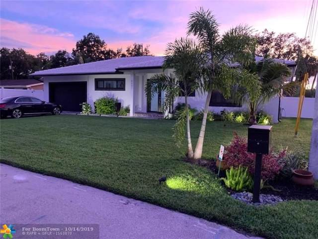 4501 SW 25th Ter, Fort Lauderdale, FL 33312 (MLS #F10176233) :: Best Florida Houses of RE/MAX